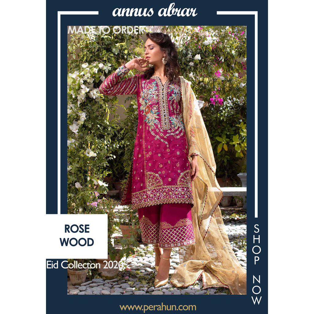 Annus Abrar RoseWood