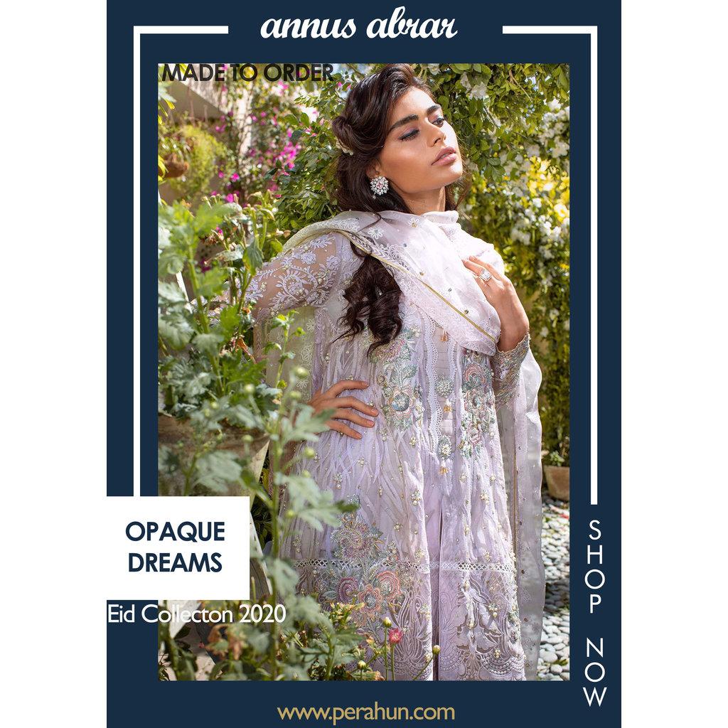 Annus Abrar Opaque Dreams