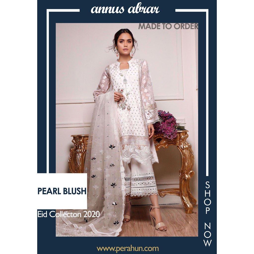Annus Abrar Pearl Blush