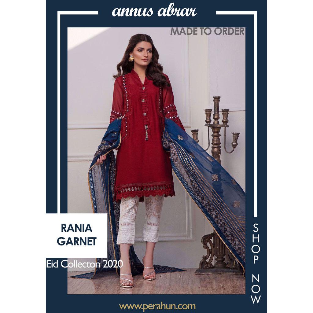 Annus Abrar Rania Garnet