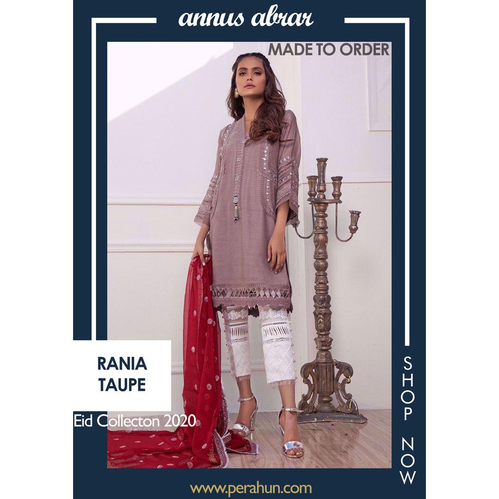 Annus Abrar Rania Taupe