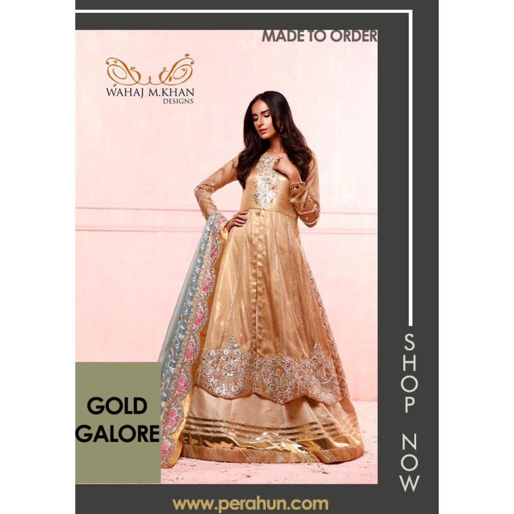 Wahaj M Khan Gold Galore