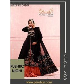 Wahaj M Khan Rustic Night