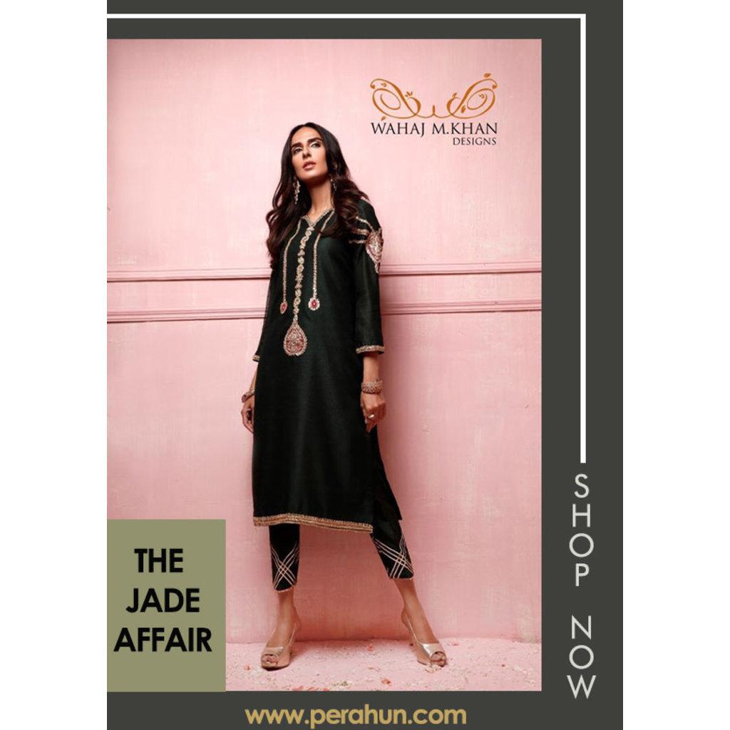 Wahaj M Khan The Jade Affair