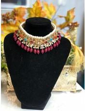 hyderabadi jaraweelacha necklace only