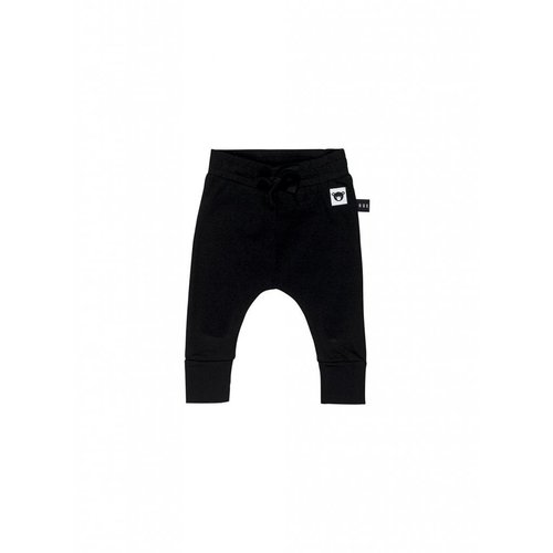 Huxbaby Fleece Drop Crotch Pant