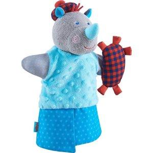 Haba Musical Rhino Glove Puppet