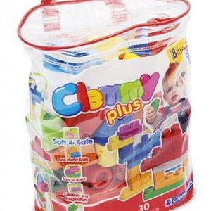 Clementoni Clemmy Plus - Bag 30 pcs