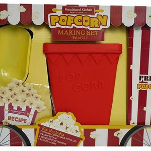 Handstand Kitchen Popcorn Making Set