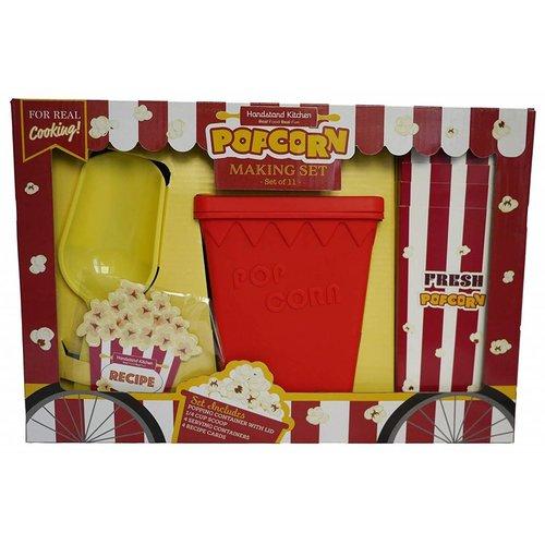 Handstand Kitchen Popcorn Making Set