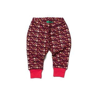 Little Green Radicals Organic Forest Flower Joggers