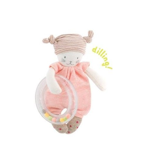 Moulin Roty Les Petits Dodos Ring Rattle