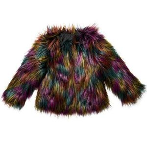 Appaman Faux Fur Coat