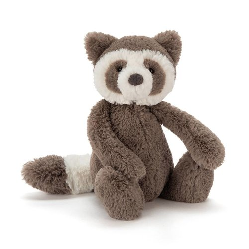 Jellycat Bashful Raccoon Medium
