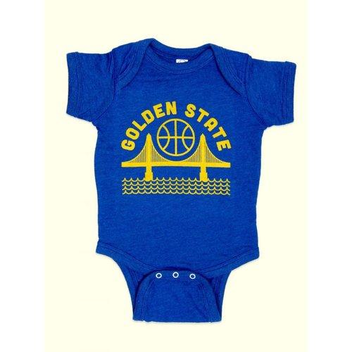 Culk Golden State Baby Onesie