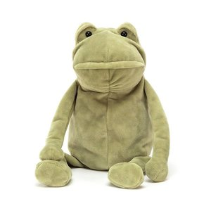 Jellycat Fergus Frog Little
