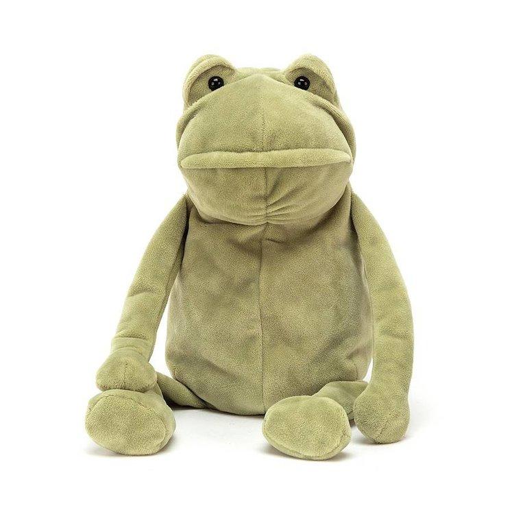 Jellycat Fergus Frog Little