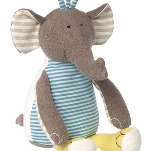 Sigikid Organic Elephant Plush Toy