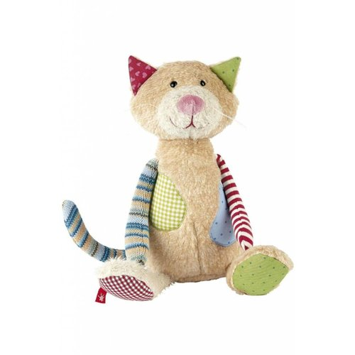 Sigikid Patchwork Sweety Cat