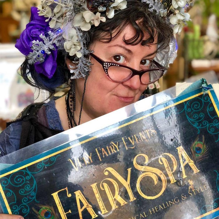 Very Fairy Manda Fairy Hair Spa with Very Fairy Manda 3/19/19