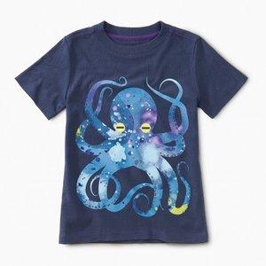 Tea Pop Octopus Graphic Tee