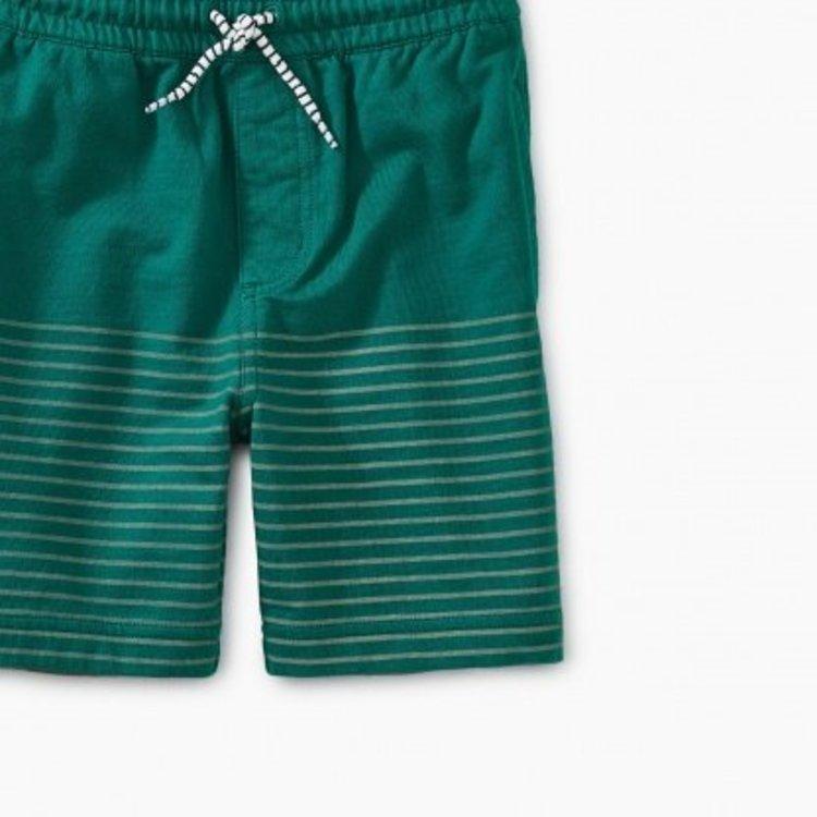 Tea Knit Beach Shorts