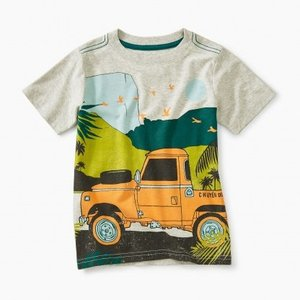Tea Trek Truck Graphic Tee