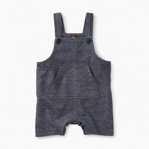 Tea Denim Like Shortall