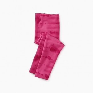 Tea Tie Dye Baby Leggings
