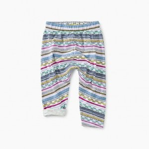 Tea Printed Knit Baby Pant