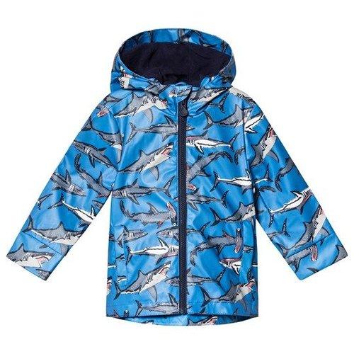 Joules Sharks Raincoat