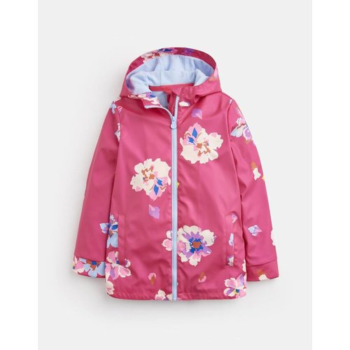Joules Bright Floral Raincoat