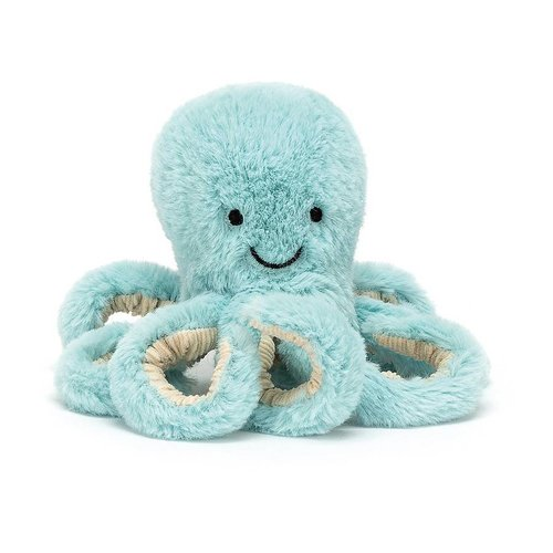 Jellycat Pastel Baby Octopus Assortment
