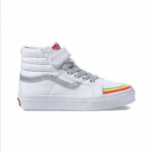 Vans SK8-Hi Reissue Rainbow Toe
