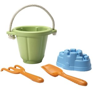 Green Toys Sand Play Set - Green