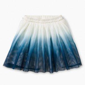 Tea Ombre Tulle Skirt