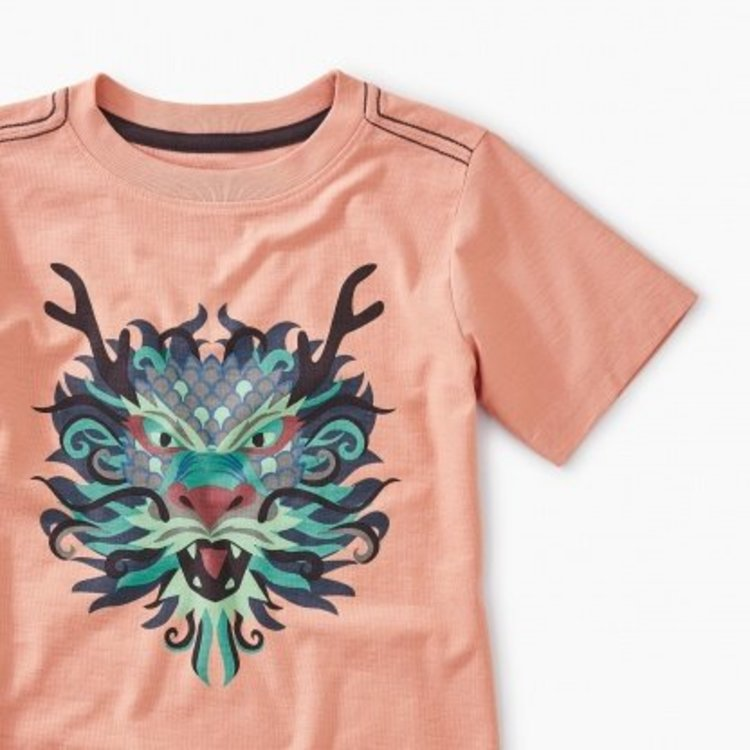 Tea Viet Dragon Graphic Tee