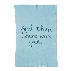 Lambswool Blanket-And Then There Was You