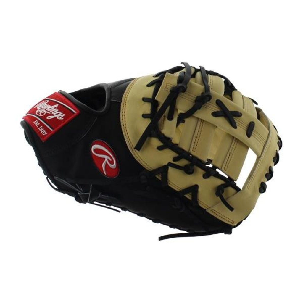 "RAWLINGS RAWLINGS PRODCTCB RIGHT HANDED  THROW FIRST BASEMAN 13"" BASEBALL GLOVE"
