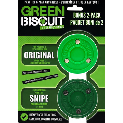 BLUE SPORTS GREEN BUSCUIT COMBO
