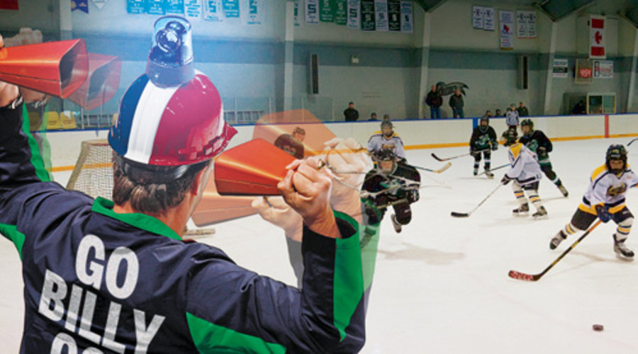"""The ultimate parents """"New to Hockey"""" Checklist"""