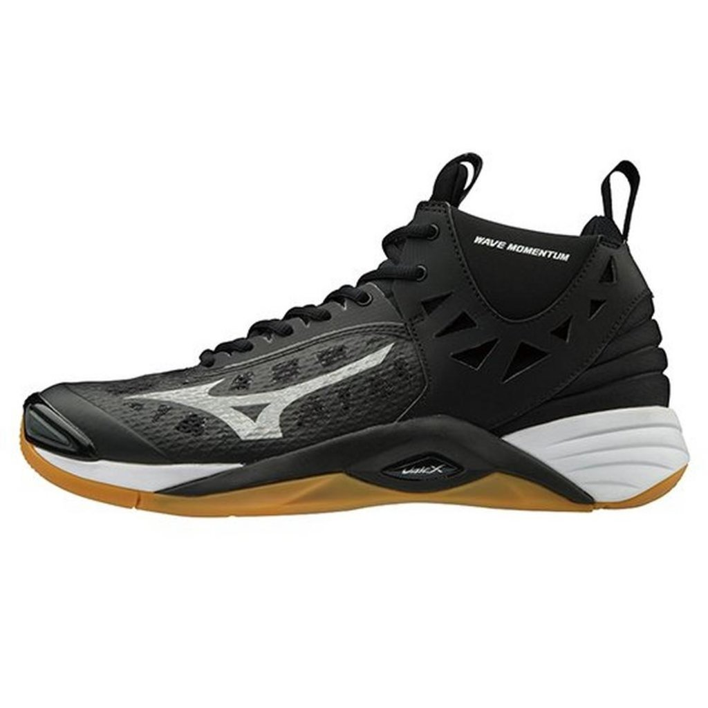 MIZUNO MIZUNO WAVE MOMENT MID MENS VOLLEYBALL SHOE