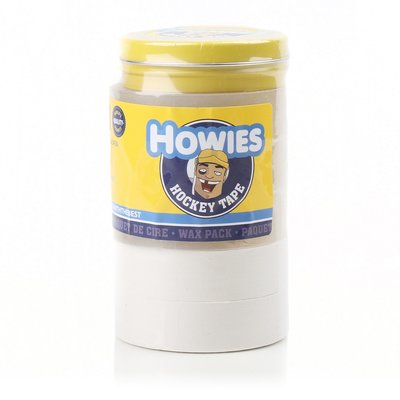 HOWIES HOWIES WAX PACK 3 CLEAR 2 WHITE 1 WAX