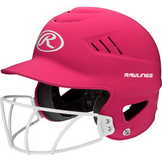 RAWLINGS RAWLINGS COOLFLO HIGHLIGHTER HELMET/MASK