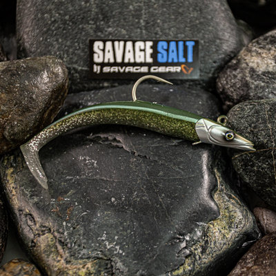"SAVAGE SAVAGE GEAR 6"" SAND EEL"