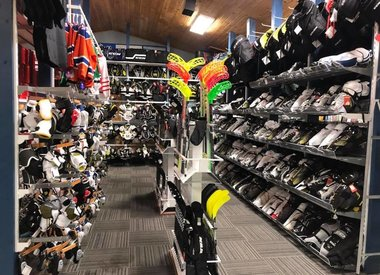 Hockey Shin Pads