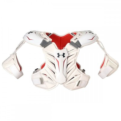 UNDERARMOUR UA REVENANT LAX SHOULDER PADS SR