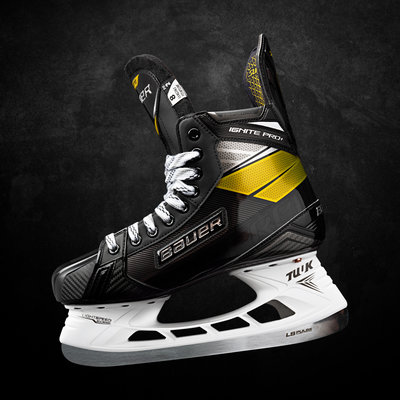 BAUER BAUER SUPREME IGNITE PRO+ INTERMEDIATE HOCKEY SKATES