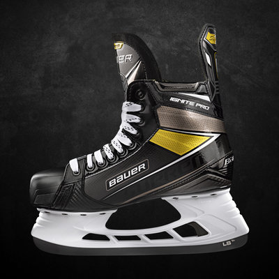 BAUER BAUER SUPREME IGNITE PRO JUNIOR HOCKEY SKATES