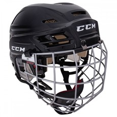CCM CCM TACKS 110 HOCKEY HELMET COMBO